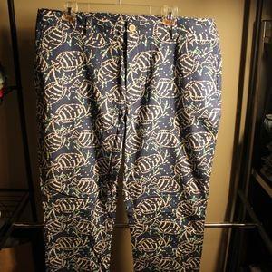 Men's Vineyard Vines Print Pants